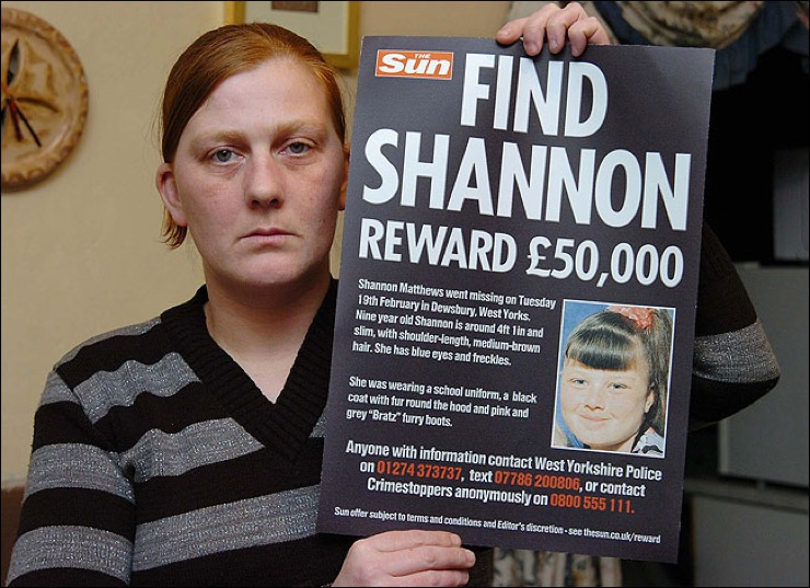 Shannon Matthews Story