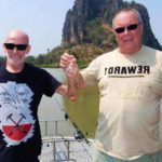 Fishermen Use Unusual Bait To Catch Monster In Honor Of Friend's Legacy