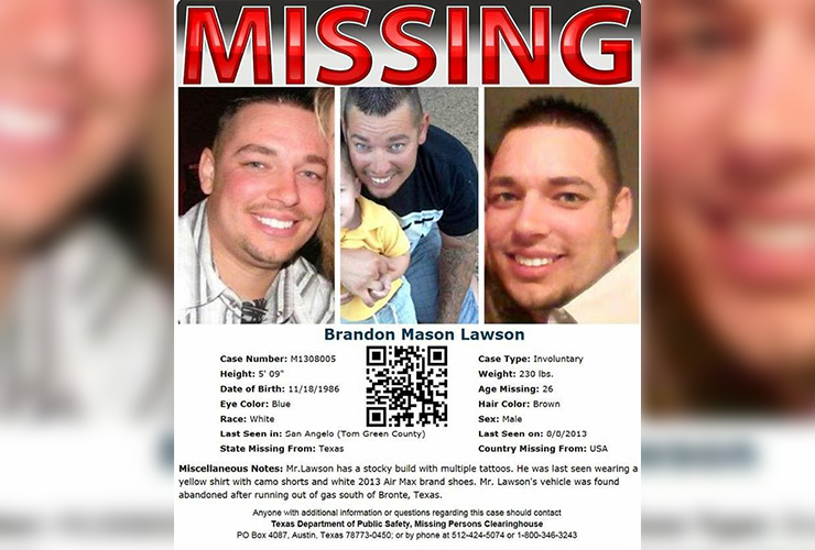 Brandon Lawson Story