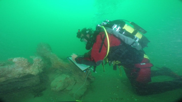 The Rooswijk Shipwreck Story
