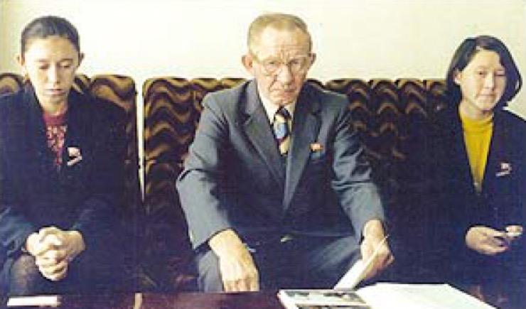 Charles Jenkins Story