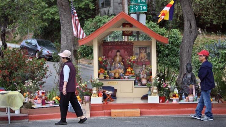 Buddha of Oakland Story