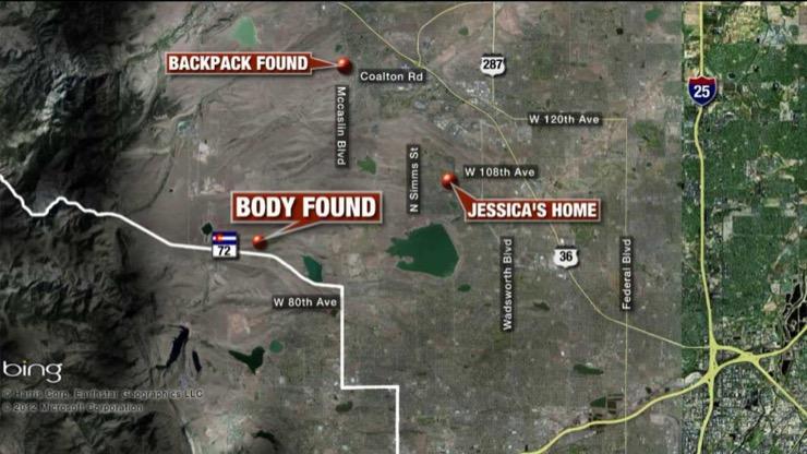 Jessica Ridgeway Story