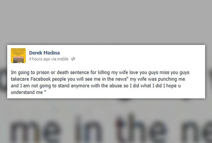 Derek Medina Story