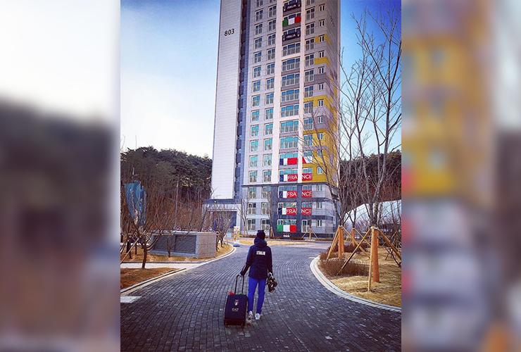 Olympic Village 2018 Story