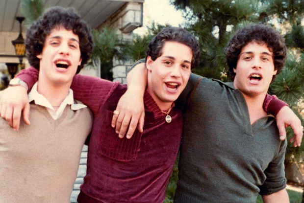 Three Identical Strangers Story