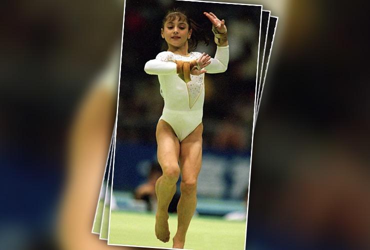 Dominique Moceanu Story