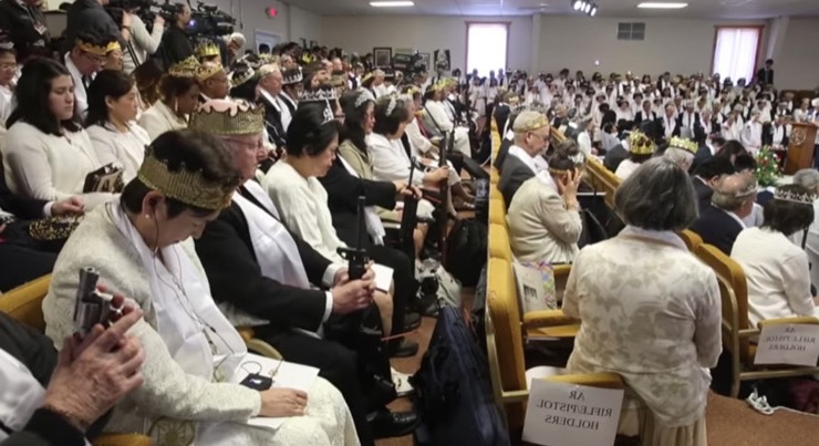 Unification Church Story