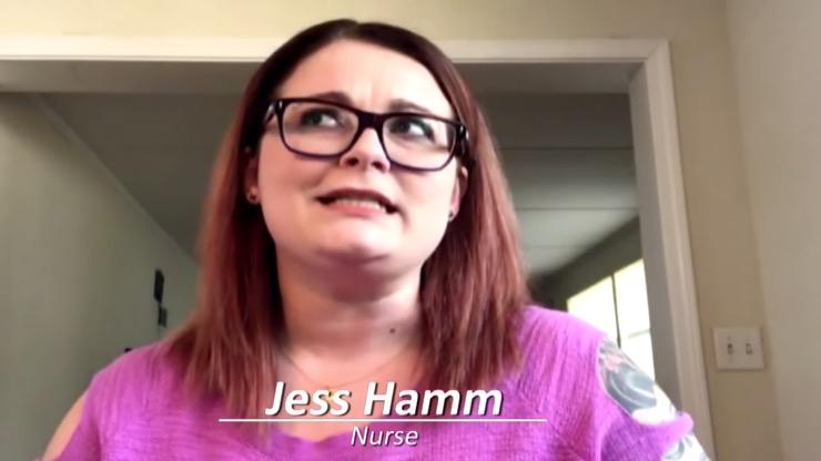 Jess Hamm Story