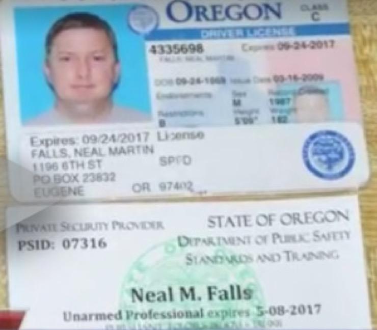 Neal Falls Story