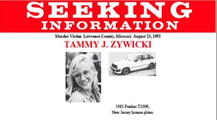 Tammy Zywicki Story