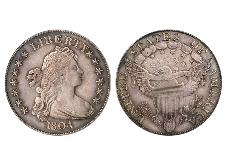 1854 Coin Story