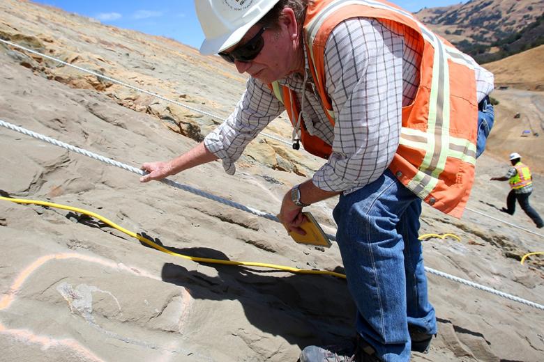 Calavera Dam Fossils Story
