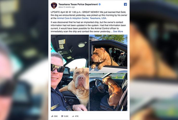 Texarkana Police Story