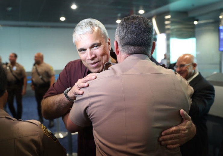 Officer Mario Gutierrez Story