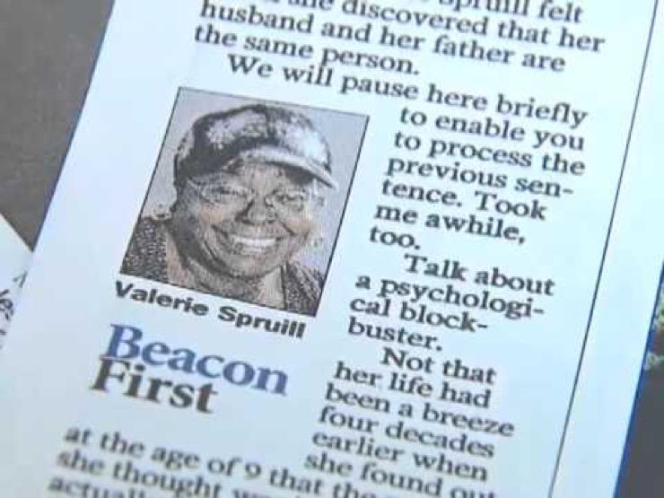 Valerie Spruill Story