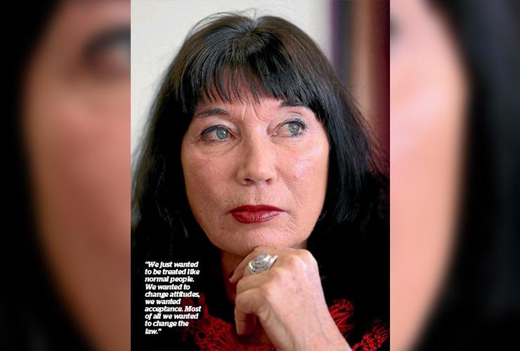 Catherine Healy Story