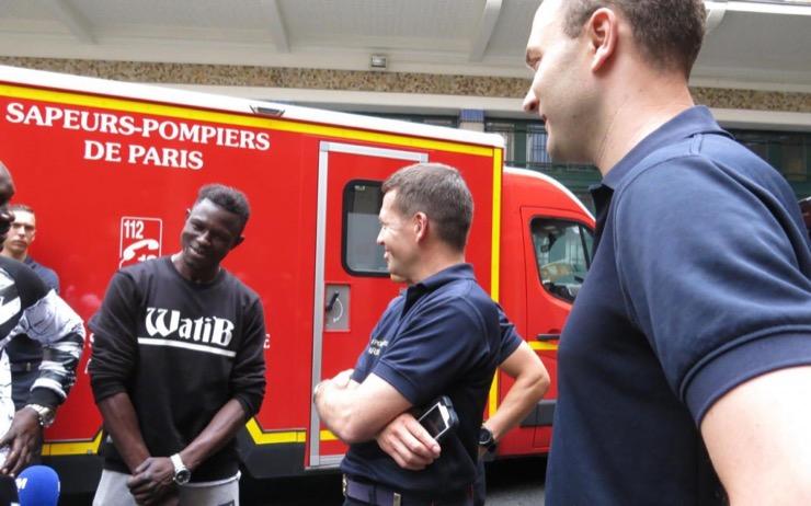 Mamoudou Gassama Story