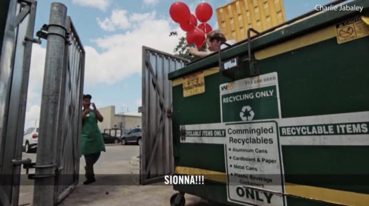 Sionna Brenn Story