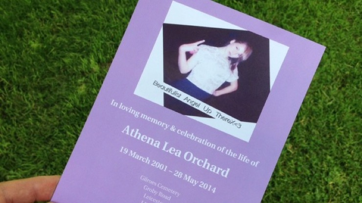 Athena Orchard Story
