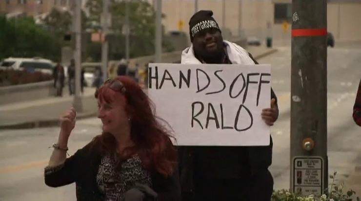 """Ralo"" Rapper Story"