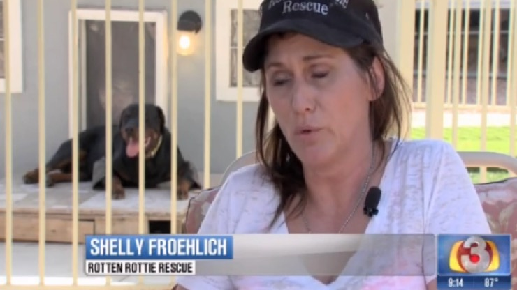 Shelly Froehlich Story