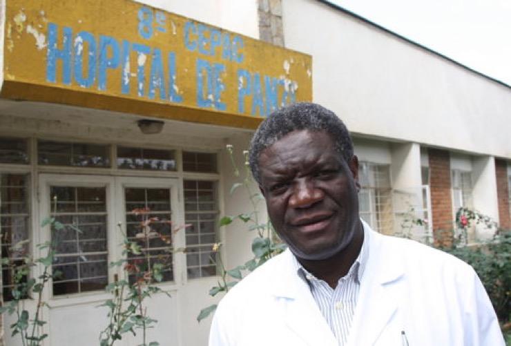 Denis Mukwege Story