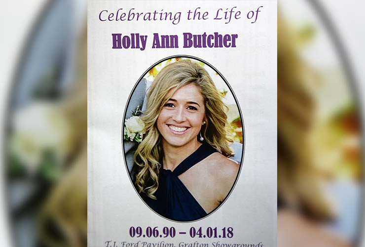 Holly Butcher Story