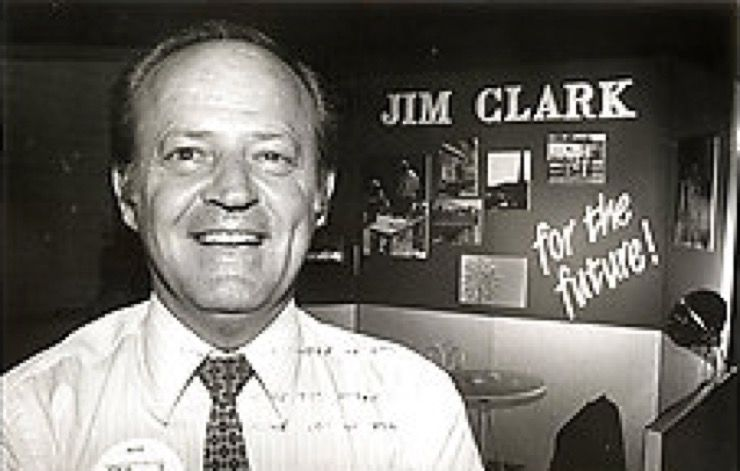 James Clark Story