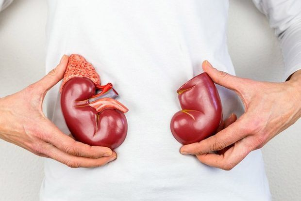 Kidney Infection Story