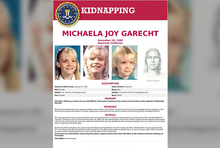 Michaela Garecht Story