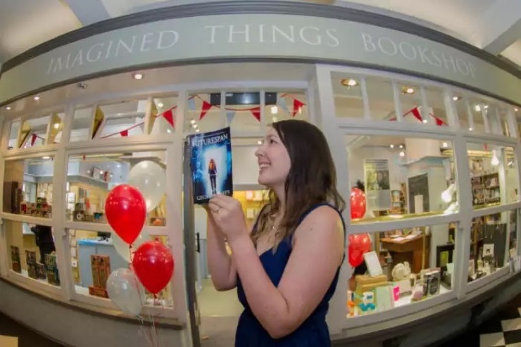 Imagined Things Bookstore Story