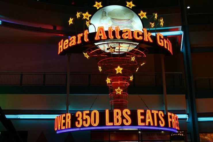 Heart Attack Grill Story