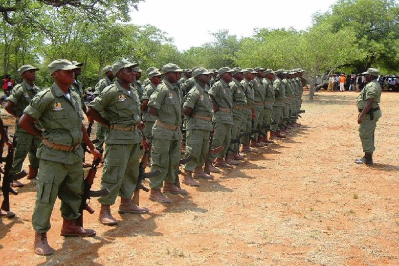 Anti-Poaching Unit Story