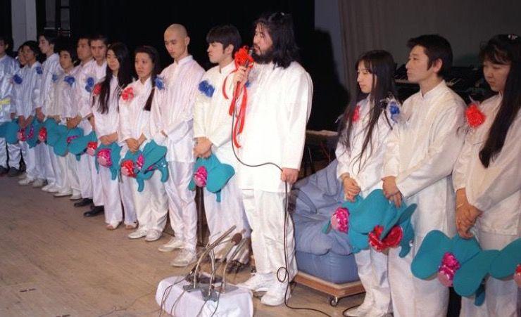 Aum Shinrikyo Story