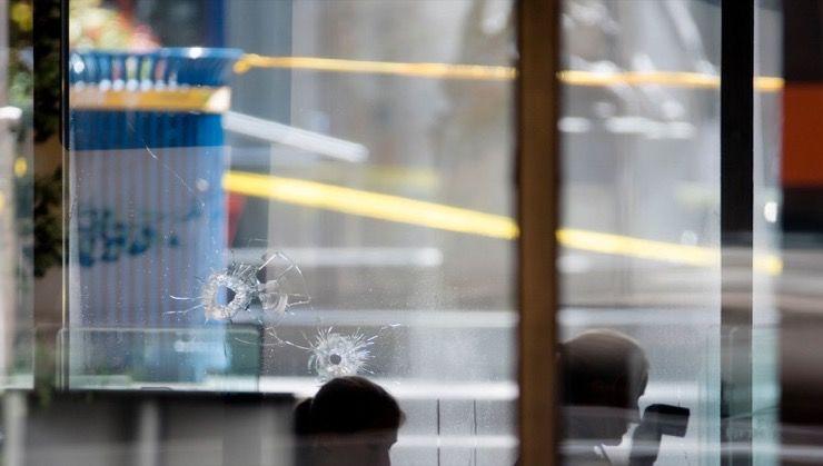 Cincinnati Bank Robbery Story
