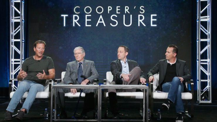 Gordon Cooper Story