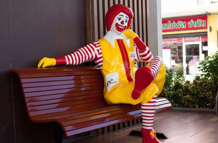 McDonald's Story