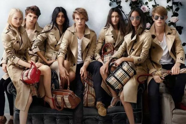 Burberry Story