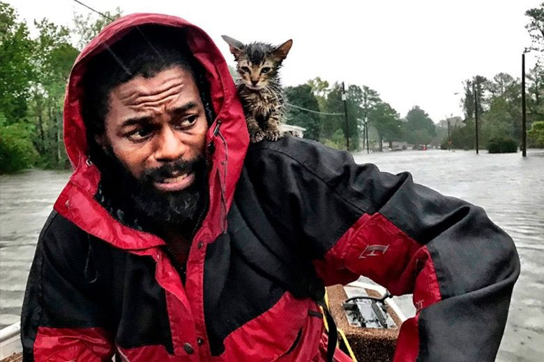 Hurricane Florence Heroes Story