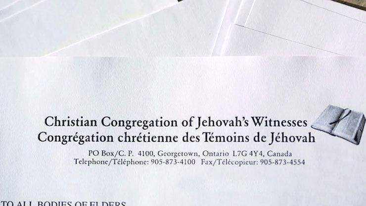 Jehovah's Witness Elders Hide Abuse With First Amendment