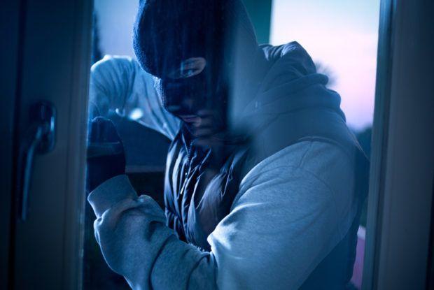Celebrity Home Burglar Story