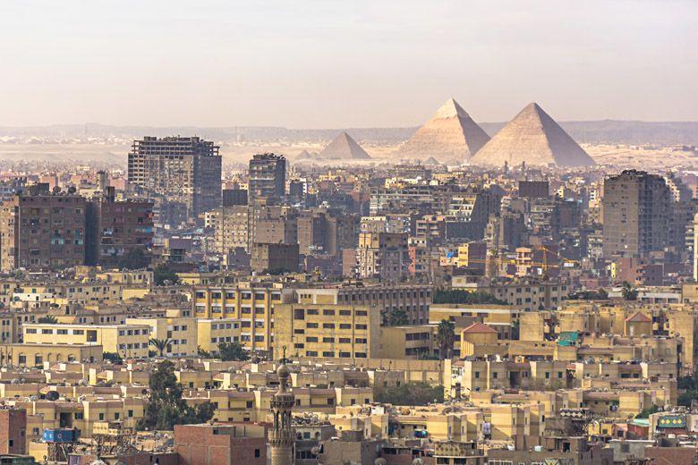 Egypt New Capital City Story