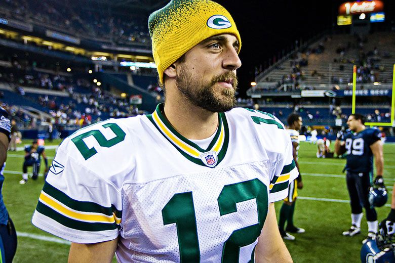 Aaron Rodgers Contract Story