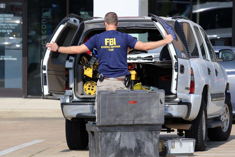 FBI Treasure Story