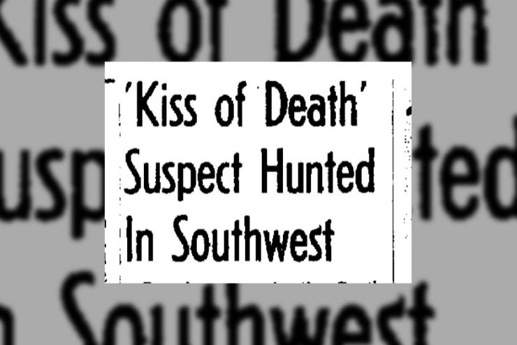 Kiss of Death Murder Story