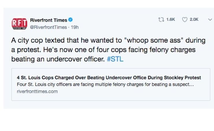 Missouri Cops Story