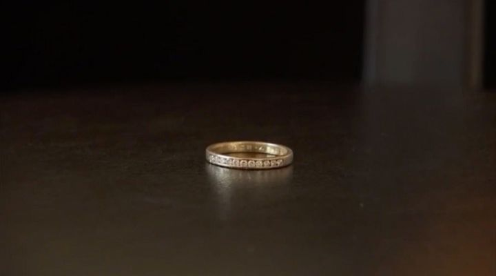 Paula Stanton Wedding Ring Story
