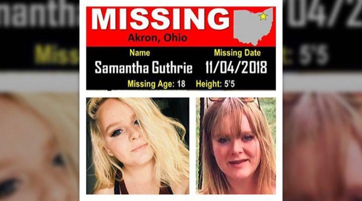 Samantha Guthrie Story