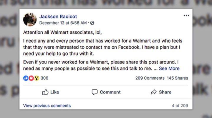 Jackson Racicot Story